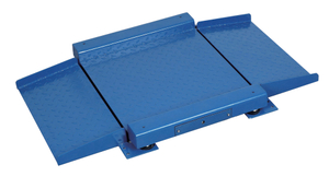 LP7622 Low Profile Electronic Floor Scales